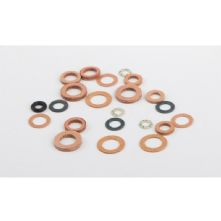 01520 Assorted washers x 10